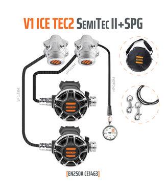 Tecline Tecline V1 ICE TEC2 SemiTec II set