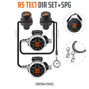 Tecline R5 TEC DIR set