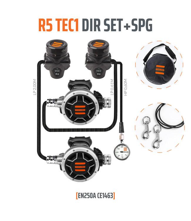 Tecline R5 TEC DIR set
