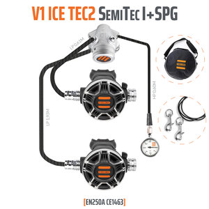 Tecline V1 ICE TEC2 SemiTec I set