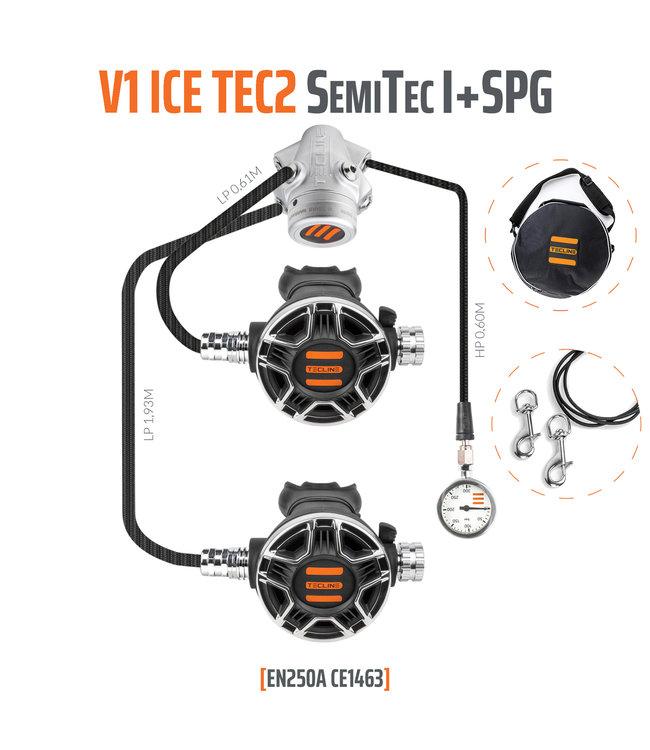 Tecline V1 ICE TEC2 SemiTec I set