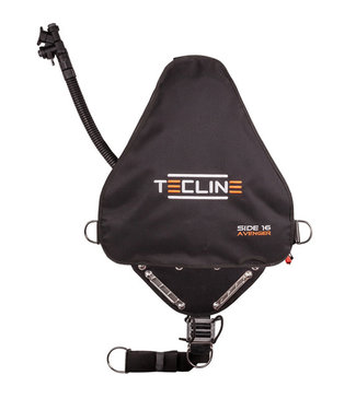 Tecline Tecline Sidemount BCD SIDE 16 Avenger