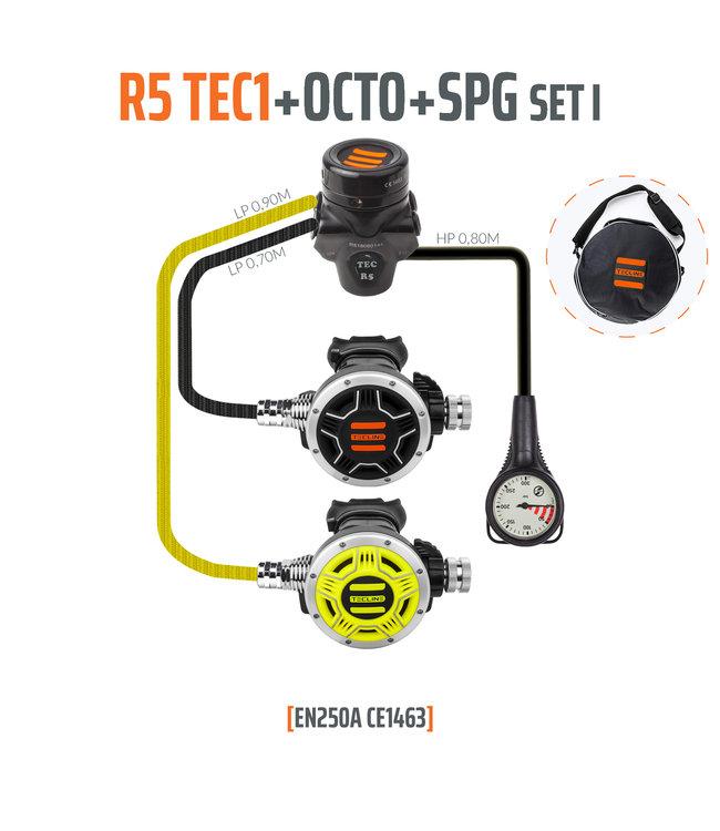 Tecline R5 TEC1 set