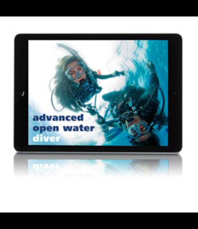 PADI Advanced Open Water elearning
