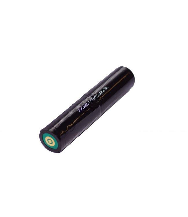 Metalsub Batterij voor XRE 1250-R en 1500-R