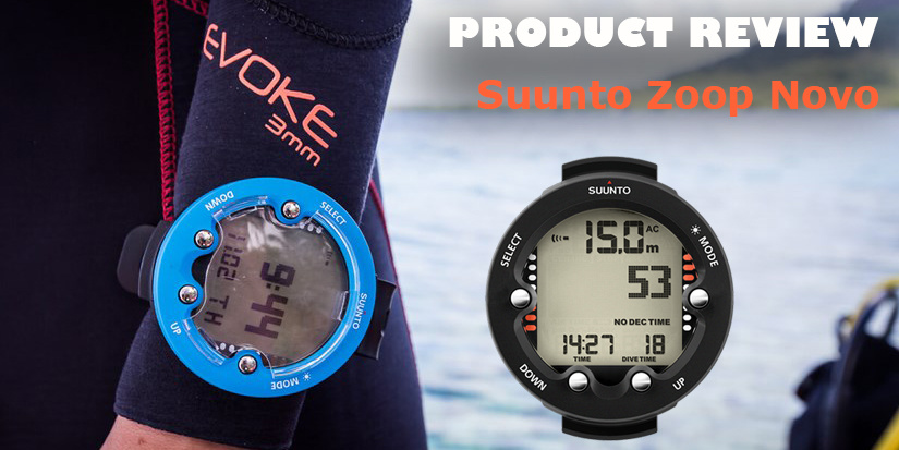 Product Review - Suunto Zoop Novo