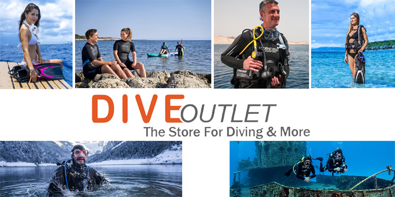 Diveoutlet in een nieuwe look