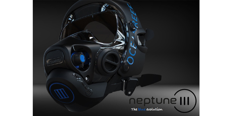 Nieuw en Revolutionair: Oceanreef Neptune III Volgelaatsmasker