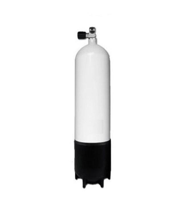 Duikcilinder 12 liter lang enkel 300 bar