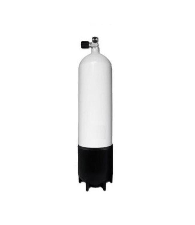 Duikcilinder 10 liter enkel 300 bar