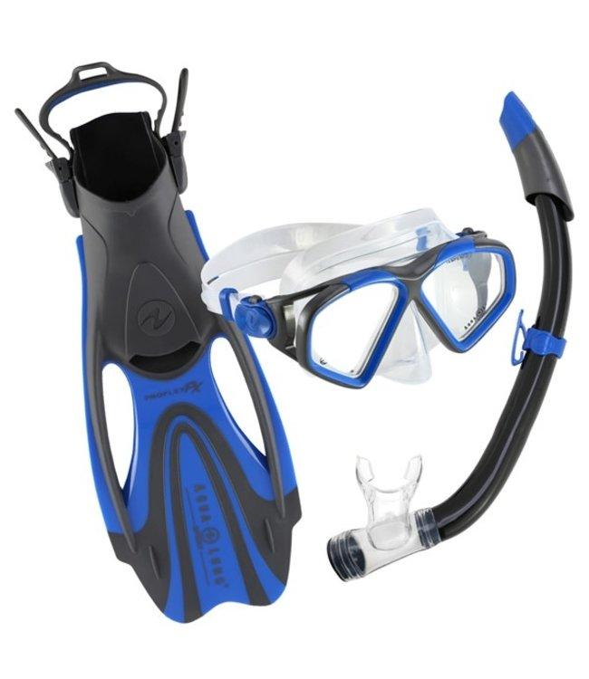 Aqualung Hawkeye Snorkelset