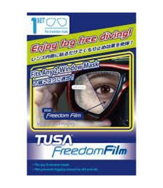 Tusa Freedom Anti-Fog Film 2 Venster