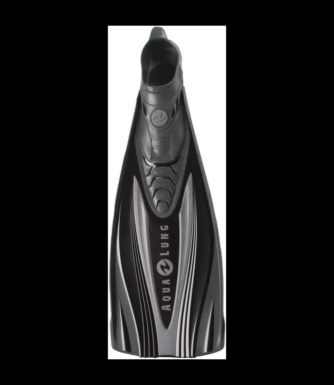 Aqualung Express FP Vinnen Zilver-Zwart