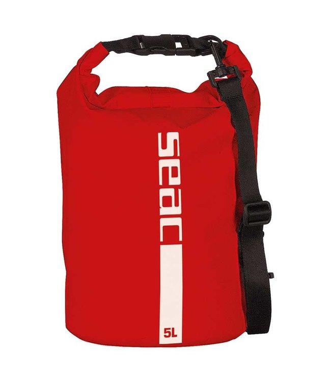 Seac Dry Bag Rood 5LT