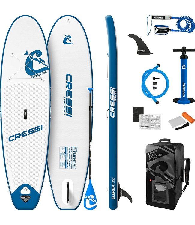 Cressi Element All Round Inflatable Sup