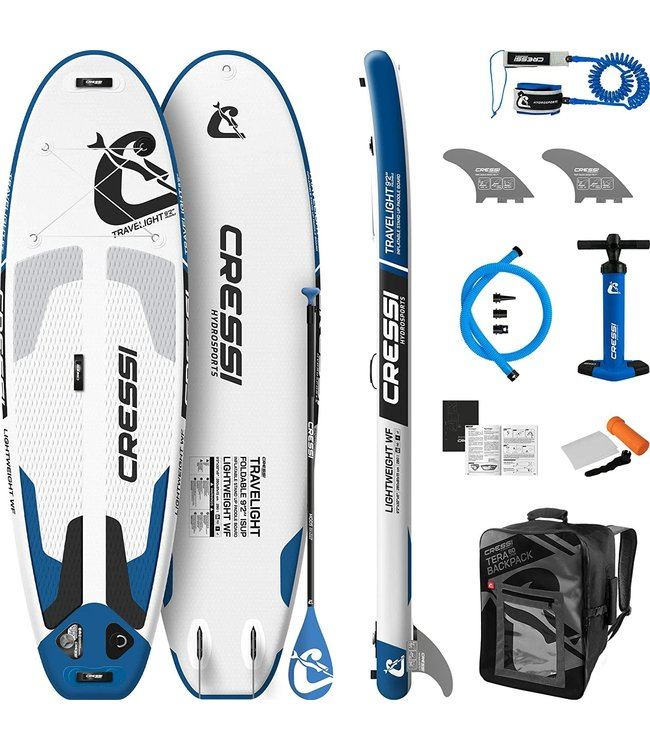 Cressi Travelight Inflatable Sup