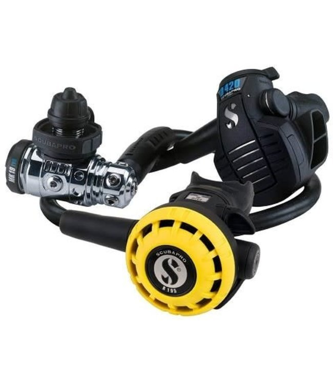 Scubapro MK19 EVO / D420 / R195 set