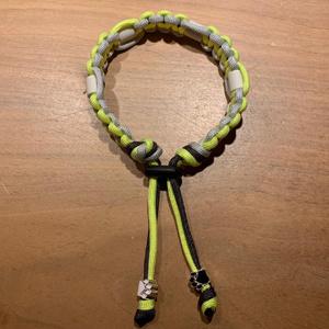 keramische-tekenband-paracord-cobra-zelf-maken
