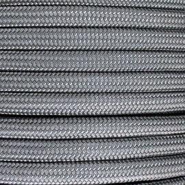 123Paracord 6MM PPM Touw Steel Grijs
