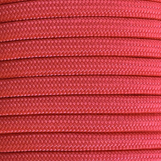 123Paracord 6MM PPM Touw Simply Rood