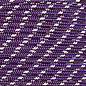 123Paracord Paracord 100 type I Paars Reflective