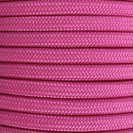 123Paracord 10MM PPM Touw Roze