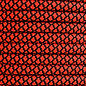 123Paracord 6MM PPM Touw Simply Rood Diamond
