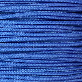 123Paracord Microcord 1.4MM Blauw