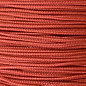123Paracord Microcord 1.4MM Simply Rood