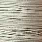 123Paracord Microcord 1.4MM Zilver