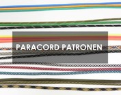 Welke verschillende soorten paracord patronen zijn er?