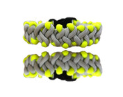 Paracord Double-V knoop