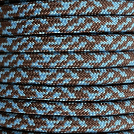 123Paracord 6MM PPM Touw Dalmatin