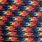 123Paracord 6MM PPM Touw Cosmic