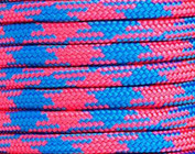 Paracord 550 Type III Multi color