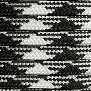 123Paracord 6MM PPM Touw Artic Camo