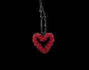 Paracord Valentijns hartje tutorial