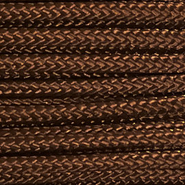 123Paracord Paracord 425 type II Chocolate Bruin