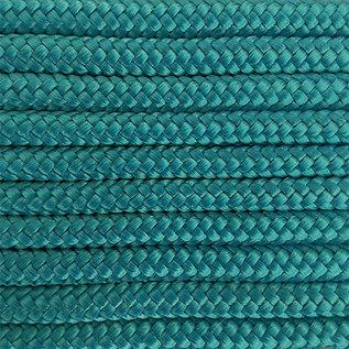 123Paracord Paracord 425 type II Aquamarine Blauw
