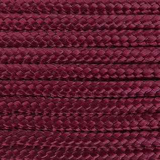 123Paracord Paracord 425 type II Burgundy