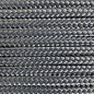 123Paracord Paracord 425 type II Charcoal Grijs