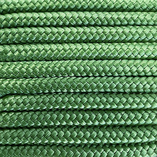 123Paracord Paracord 425 type II Forest Groen