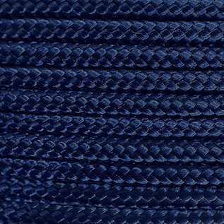 123Paracord Paracord 425 type II Midnight Blauw