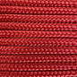 123Paracord Paracord 425 type II Scarlet Rood