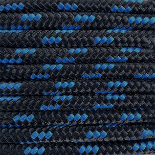 123Paracord Paracord 425 type II Electric blue