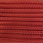 123Paracord Paracord 425 type II Simply Rood
