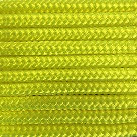 123Paracord Paracord 425 type II Ultra Neon Geel