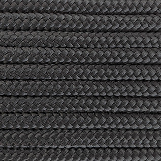 123Paracord Paracord 425 type II Antraciet