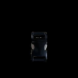 "123Paracord Alu-Max 15MM (5/8"") buckle Zwart"