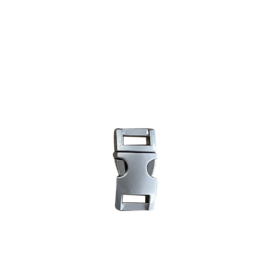 "Alu-Max Alu-Max 10MM (3/8"") buckle Satijn"